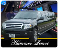 Luxury limousines
